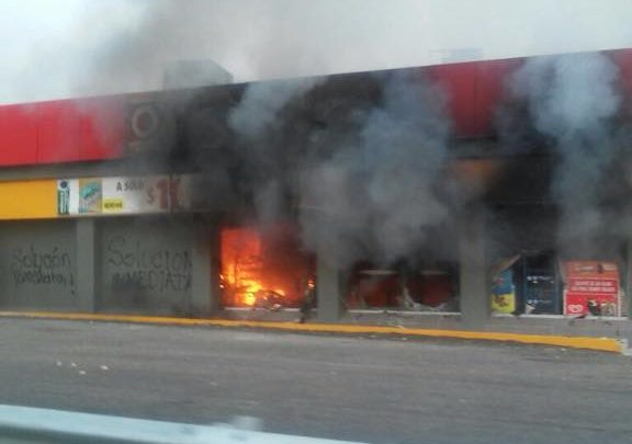 INCENDIAN OXXO