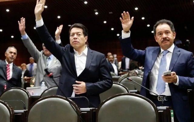 DIPUTADOS DE MORENA RESPALDAN ALIANZAS CON OTROS PARTIDOS PARA ELECCIONES DE 2021