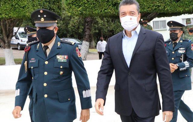 ANTE SEMÁFORO VERDE, NO SE BAJARÁ LA GUARDIA EN EL COMBATE AL COVID-19: RUTILIO ESCANDÓN
