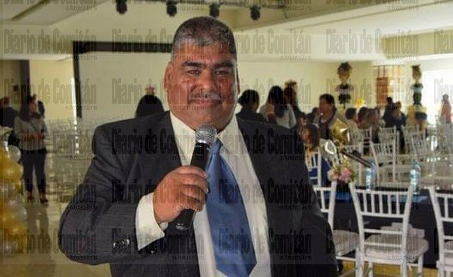 "FALLECE ""PANCHITO CRUZ"", CONOCIDO LOCUTOR COMITECO"